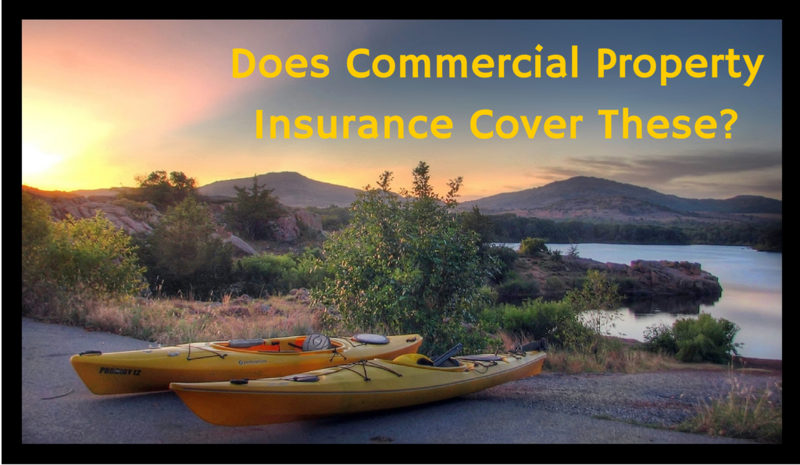 Does Commercial Property Insurance Cover